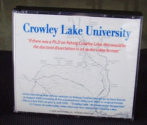 CROWLEY UNIVERSITY - 6 DVD SET